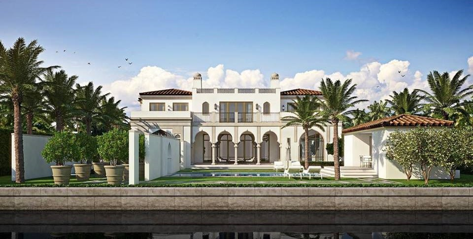 Waterfront Home Constuction- West Palm Beach FL
